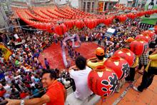 台湾民俗风情